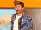 Miloslav Lubas na prezentaci své knihy. Odstup přinesl i úsměvné historky.