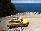 Titicaca je posledn� v�znamn� m�sto v Peru. Za chv�li n�s �ek� dal��...