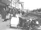 Rozvoj Havířova byl hodně rychlý, pamětníci vzpomínají, že město bylo jedno