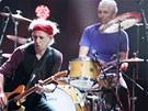 Na charitativním koncertě 12. 12. 2012 pro oběti hurikánu Sandy zahráli i