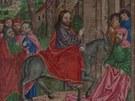 Pasionál Jana Kalivody, 1525 (z knihy Krása českých iluminovaných rukopisů)