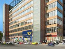 Takto má už na jaře roku 2013 vypadat 32. budova v areálu Svit ve Zlíně.