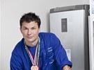 Šéfkuchař Antonín Bradáč si vozí medaile ze světových soutěží již několik let.