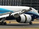 Boeing 787 Dreamliner v továrním provedení