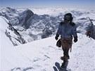 Olomoucká horolezkyně Markéta Hanáková pokořila himalájský vrchol Mera Peak ve