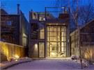 Projektu se kompletně zhostila chicagská architektonická kancelář dSPACE Studio.