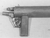 Jednor�zov� plamenomet Einstossflammenwerfer 44/46