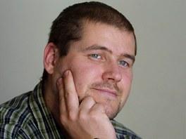 Petr Vítek, někdejší šéf pražského kina Aero a předseda občanského sdružení