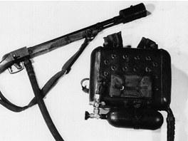Sov�tsk� plamenomet ROKS-2