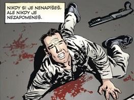 Z komiksu Criminal