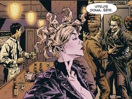 Z ob�lky komiksu Joker