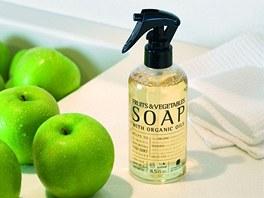 Mýdlo na ovoce a zeleninu