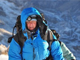 Olomoucká horolezkyně Markéta Hanáková, která má voperovaný kardiostimulátor,