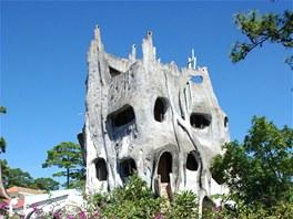 Bláznivý dům je jednou z nejbizarnějších staveb světa.