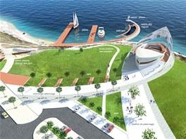Autorem návrhu je české architektonické studio Helika.
