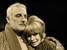 Divadlo Na zábradlí, Praha - Bertolt Brecht - Život Galileiho. Na snímku