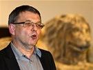 Lubomír Zaorálek z ČSSD komentuje vyhazov Karolíny Peake z čela resortu obrany
