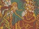Josef Váchal: Ďáblova zahrádka aneb Přírodopis strašidel (ilustrace)