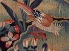 """I této tapiserii vrátily """"život"""" šikovné ruce tkadlen z Valašského Meziříčí."""