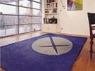 Sladit lze tapiserii i tkaný koberec, obojí ve Valašském Meziříčí umějí.