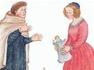 Z knihy Legenda o Pražském jezulátku