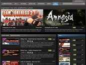 Digitální distribuce Steam ji� nabízí i hry pro Linux