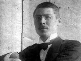 Archiktekt Jože Plečnik v roce 1894