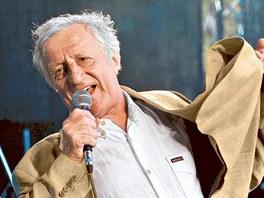 Pavel Bobek na festivalu v Trutnově (2008)
