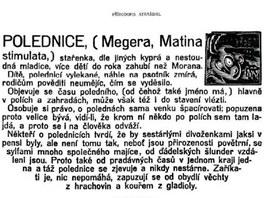 Josef Váchal: Ďáblova zahrádka aneb Přírodopis strašidel (ukázka)