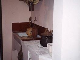 Obnovení kuchyně v mezipatře