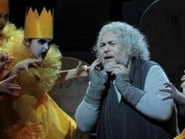 Z opery Mister Scrooge