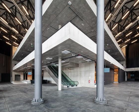Josef Pleskot – AP Atelier - Konverze plynojemu na multifunkční sál, Ostrava
