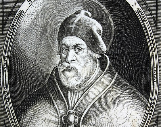 Svatý Augustin, též Augustin z Hippa nebo Augustin z Hippony, latinsky Aurelius