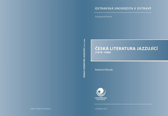 Obálka knihy Česká literatura jazzující
