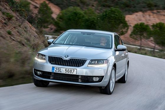 Škoda Octavia třetí generace