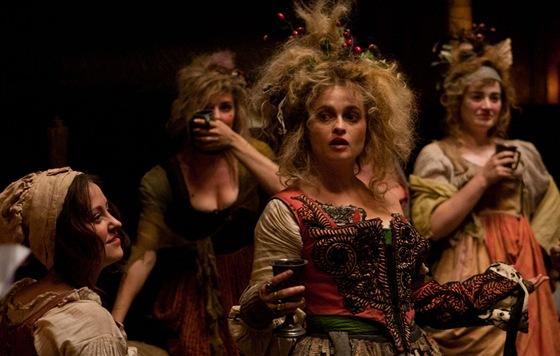Z filmu Bídníci (Helena Bonham Carterová)