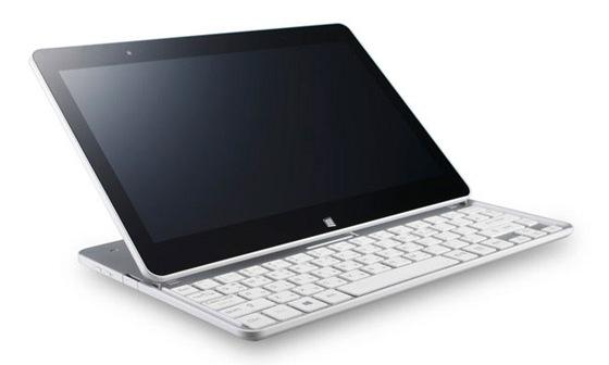 Tablet slide LG Tab-Book H160 bude představen na veletrhu CES 2013.