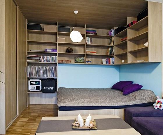 Udr�ovat po��dek v mal�m byt� nen� ��dn� legrace. Kdy� m�te ale prostor dob�e