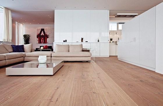 Ani dřevěnou podlahu si nemusíte odepřít, chcete-li si pořídit podlahové