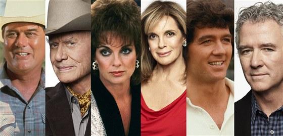 Jak se měnily hvězdy seriálu Dallas