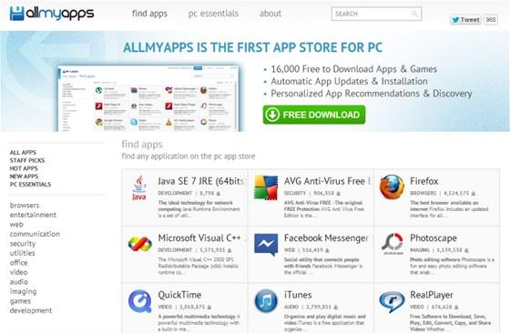 S instalací kompletní softwarové výbavy vám pomůže katalog na webu