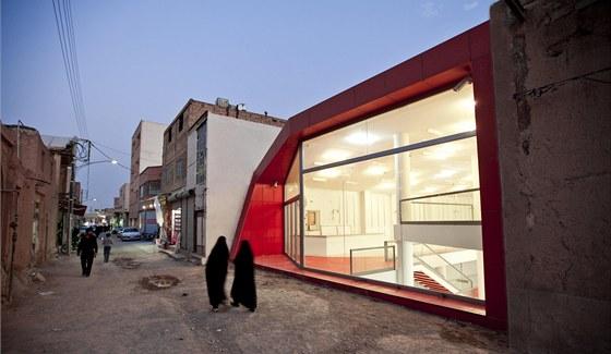 Hravý obchod mají i v íránském Teheránu.