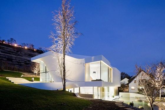 Rodina pocházející z centra Stuttgartu se rozhodla pro přesun na okraj města.