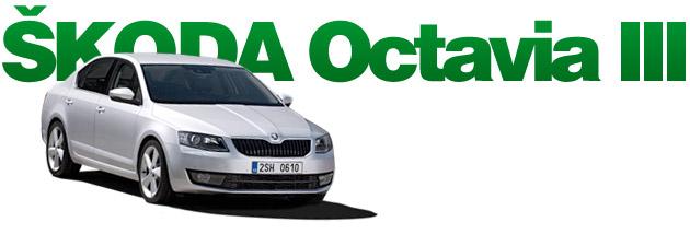 hlavi�ka - �KODA Octavia III