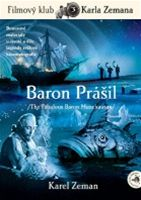 Obal DVD Baron Prášil