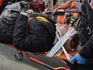 V přístavu na newyorském Manhattanu havaroval trajekt, zranilo se na padesát
