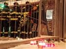 Hasiči v Brně uctili kolegy, kteří před jedenácti lety zahynuli při požáru