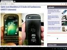 Uživatelské prostředí Vodafone Smart Tab II 10