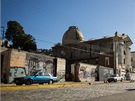 P�ij�d�me do Valpara�sa, jednoho z nejd�le�it��ch chilsk�ch m�st.