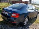 Škoda Octavia třetí generace na testování v Portugalsku